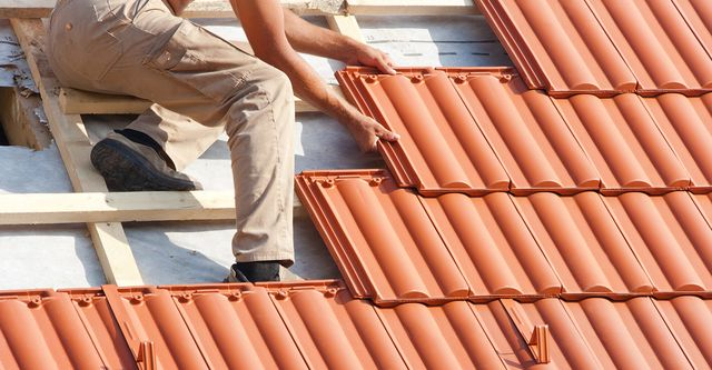 best clay tile roofing contractors near me