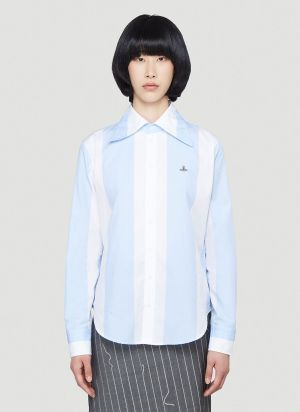 Vivienne Westwood Pianist Shirt in Blue