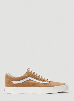 Vans UA Old Skool Sneakers in Brown