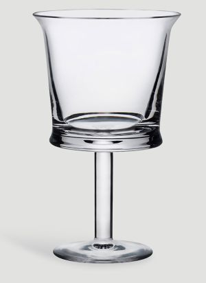 Nude Jour Wine Glass Set in White