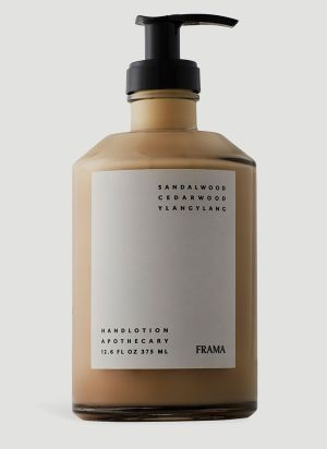 Frama Hand Lotion Bottle in Brown