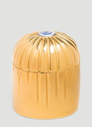 L'Objet Lito Or Talisman Candle in Gold