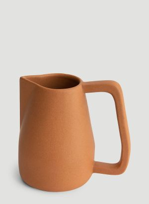 Syzygy Novah Large Pitcher in Brown