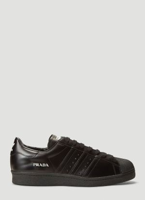 adidas x Prada Prada Superstar Sneakers in Black