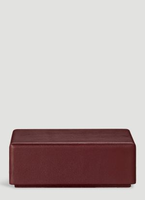 AYTM Theca Box in Red