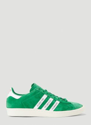 adidas by Human Made Campus Sneakers in Green