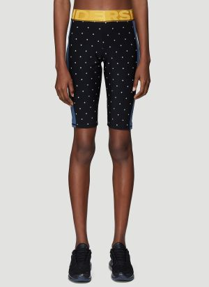 Laerke Andersen Bike Shorts in Black