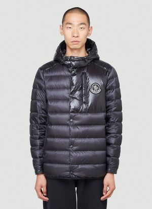 2 Moncler 1952 Jacobel Jacket in Black