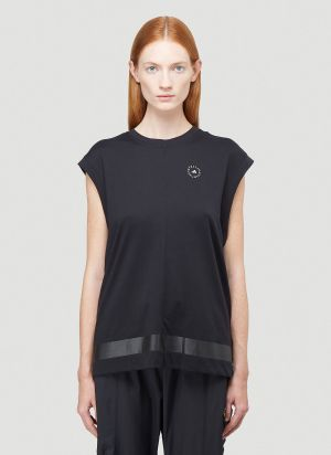 adidas by Stella McCartney Tank Top in Black