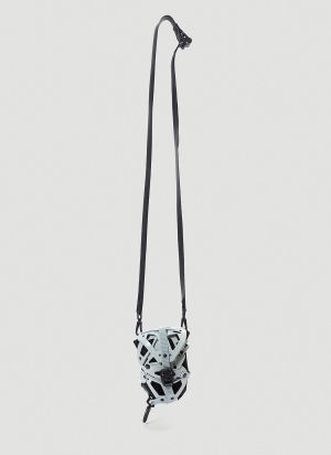 Innerraum Funcase Crossbody Bag in Grey