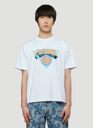 Pleasure Pleasure Ball T-Shirt in White