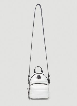 Moncler Kilia Backpack in White