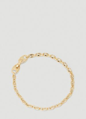 Tom Wood Bean Bracelet in Gold