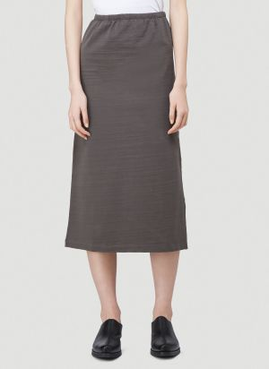 Our Legacy Tube Skirt in Grey