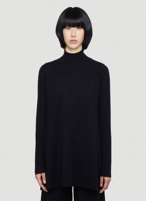 Max Mara Meteora Sweater in Black