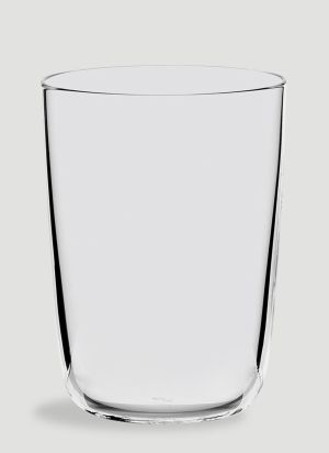 TG Glass Cup in White
