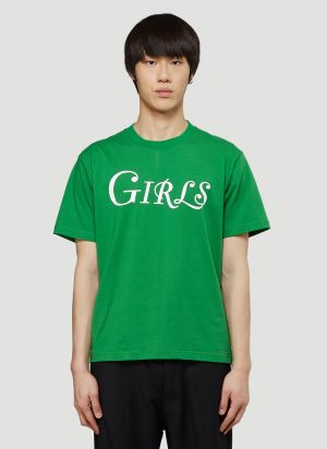 Pleasure Girls T-Shirt in Green