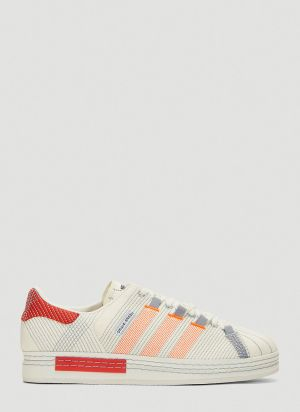 adidas by Craig Green CG Superstar Sneakers in Red