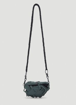 Innerraum Panelled Crossbody Bag in Black