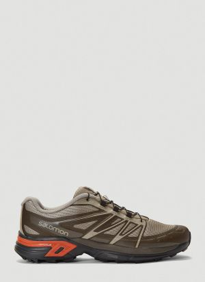 Salomon XT-Wings 2 Advanced Sneakers in Brown
