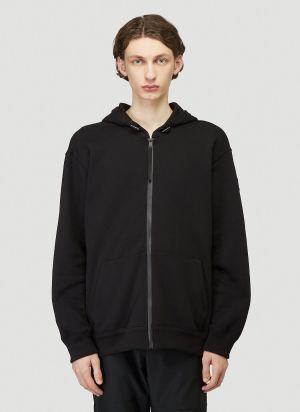 6 Moncler 1017 ALYX 9SM Hooded Sweatshirt in Black
