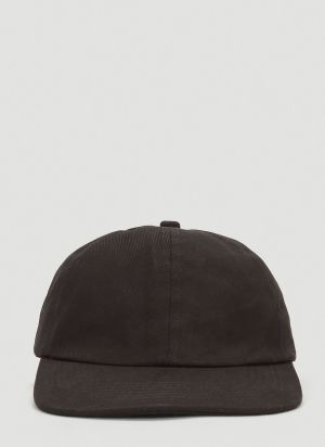 Garbage TV Canvas Cap in Balck