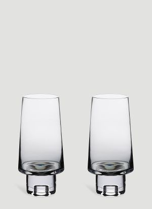Tom Dixon Tank High Ball Set-of-Two Glasses