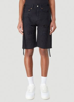 Vyner Articles Karate Shorts in Black