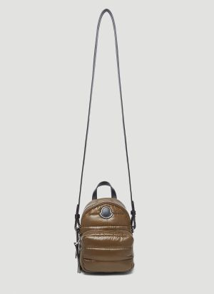 Moncler Kilia Backpack in Brown