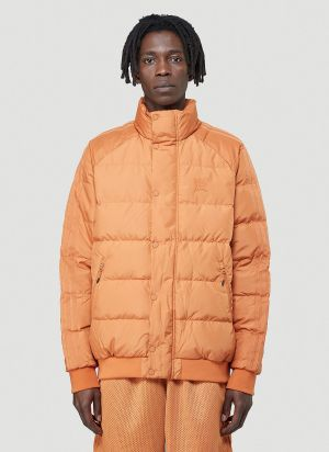 adidas X Jonah Hill Jonah Hill Puff Jacket in Orange