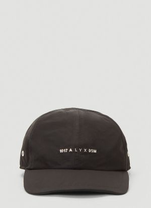 1017 ALYX 9SM Logo Baseball Cap in Black