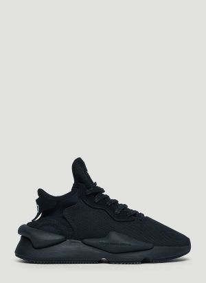 Y-3 Y-3 Kaiwa Sneakers in Black