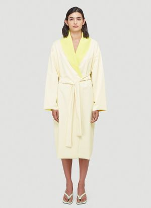 Maisie Wilen Salon Coat in Yellow