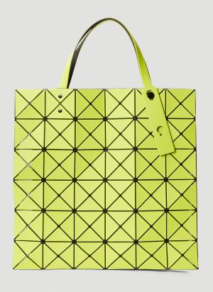 Bao Bao Issey Miyake Lucent Tote Bag in Yellow