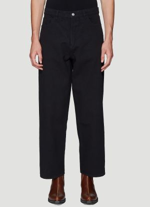 Our Legacy Scarecrow Pants in Brown