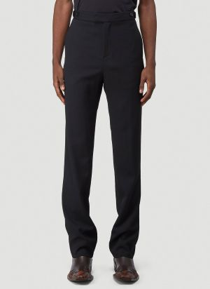 Wales Bonner Judah Tailored Pants in Black