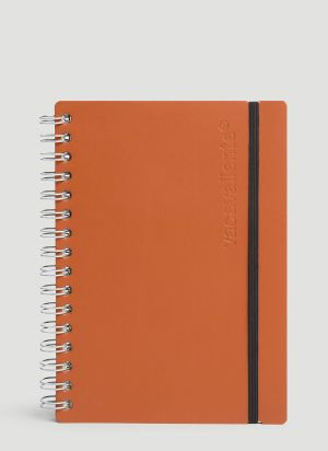 Vacavaliente A5 Ruled Notepad in Brown