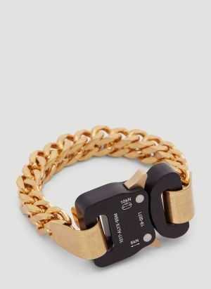 1017 ALYX 9SM River Link Bracelet in Gold