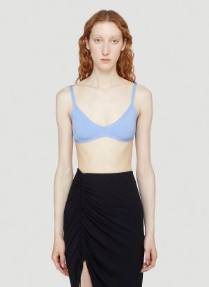 Helmut Lang Bra Top in Blue