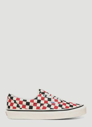 Vans Anaheim Factory Era 95 DX Sneakers in Red