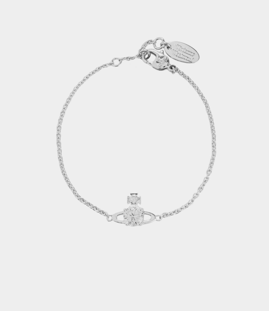 bedbe74921d2 Vivienne Westwood Reina Small Bracelet Silver 80