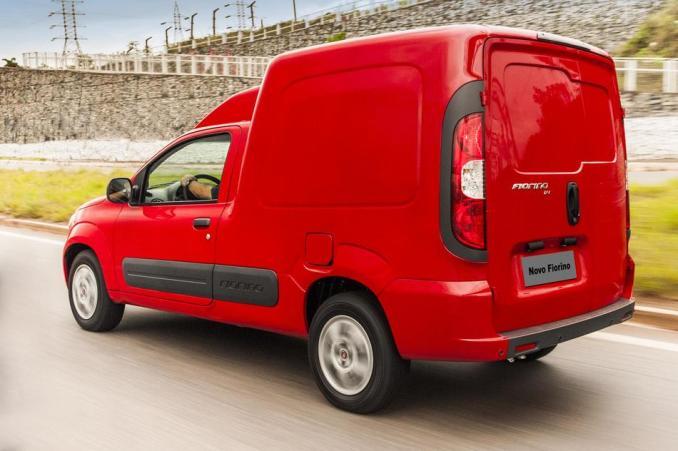 Novo Fiat Fiorino 2019