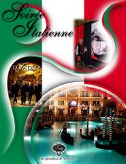 Thématique Soirée Italienne