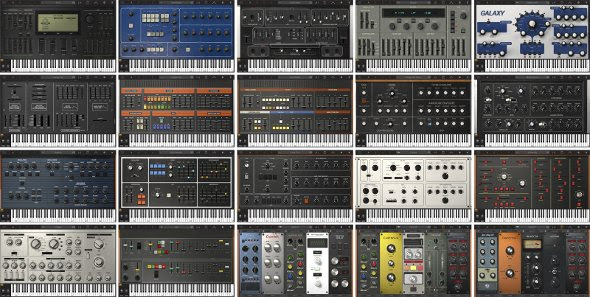 Syntronik™ – the legendary synth powerhouse for Mac/PC is
