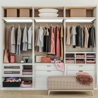 Organization Tips to Make Your Closet Feel Bigger