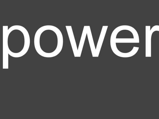 wasting words - power
