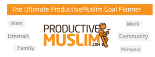 Introducing The Ultimate ProductiveMuslim Goal Planner
