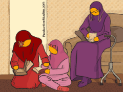 Striving to Achieve a Productive and Peaceful Relationship with Your Mother-in-Law (Part 2)