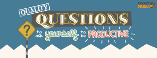 [Doodle of the Month] Quality Questions to Ask Yourself to be Productive