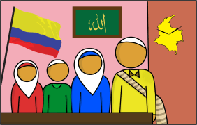 [ProductiveRamadan World Challenge] Productive Muslims in Colombia